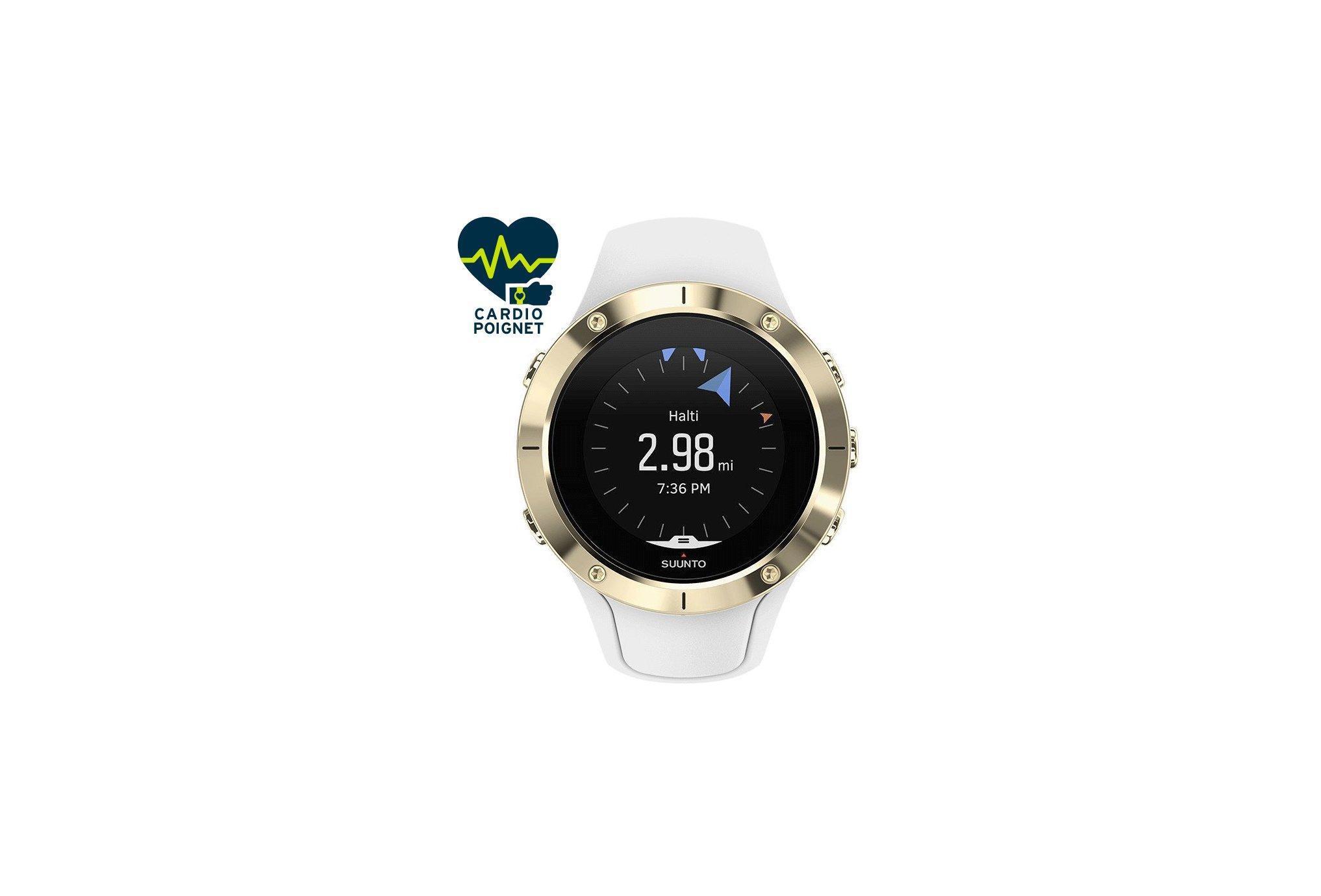 Suunto Reloj Spartan Trainer Wrist HR Gold Cardio-Gps