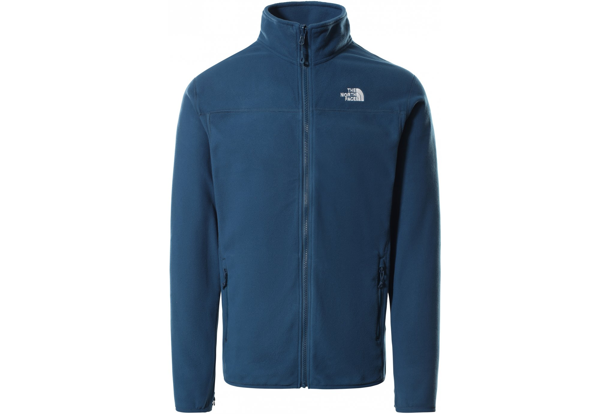 The North Face 100 Glacier Full Zip M vêtement running homme