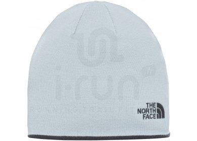 03950ef883 The North Face Bonnet Réversible TNF Banner Gris/argent pas cher