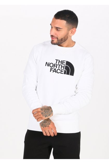 The North Face sudadera Drew Peak Crew