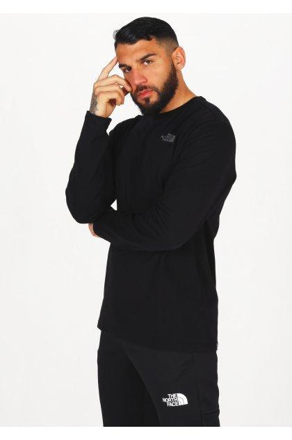 The North Face camiseta manga larga Easy