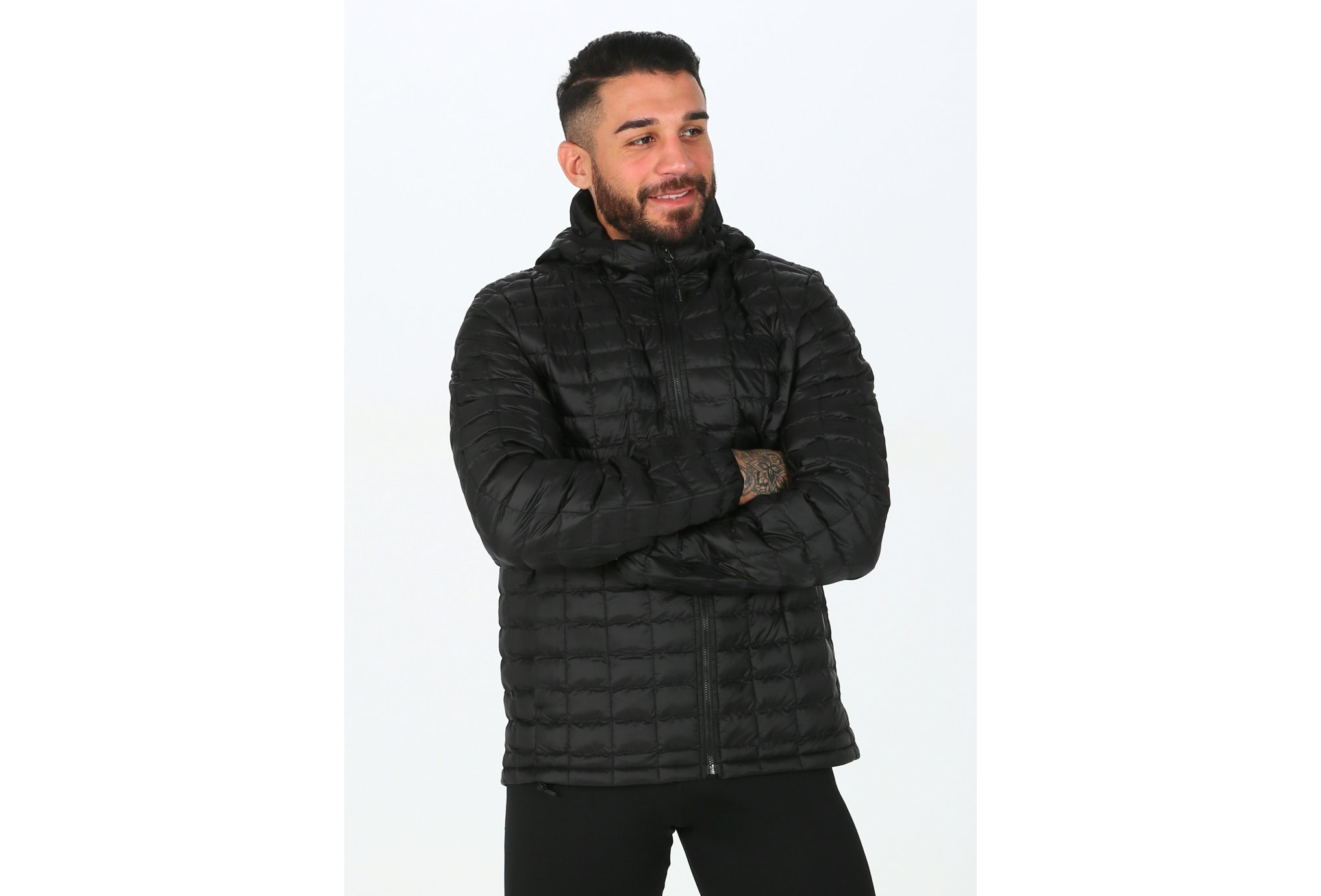 The North Face Eco Thermoball Hoodie M vêtement running homme