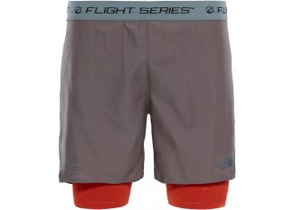 The North Face Pantalón corto Flight Series Warp Knit Dual