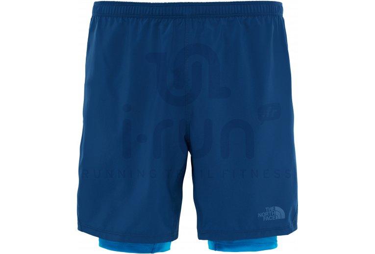 pantalones cortos north face