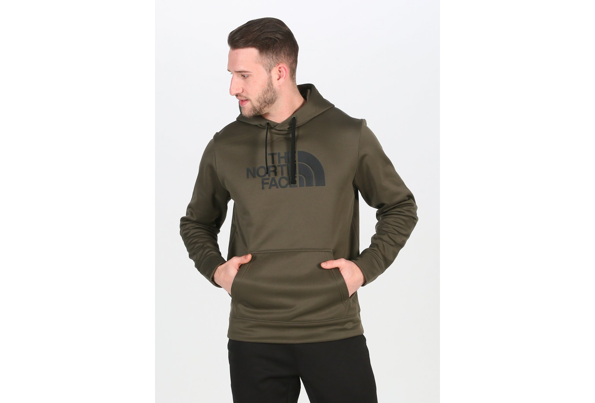 The North Face Surgent Hoodie M vêtement running homme