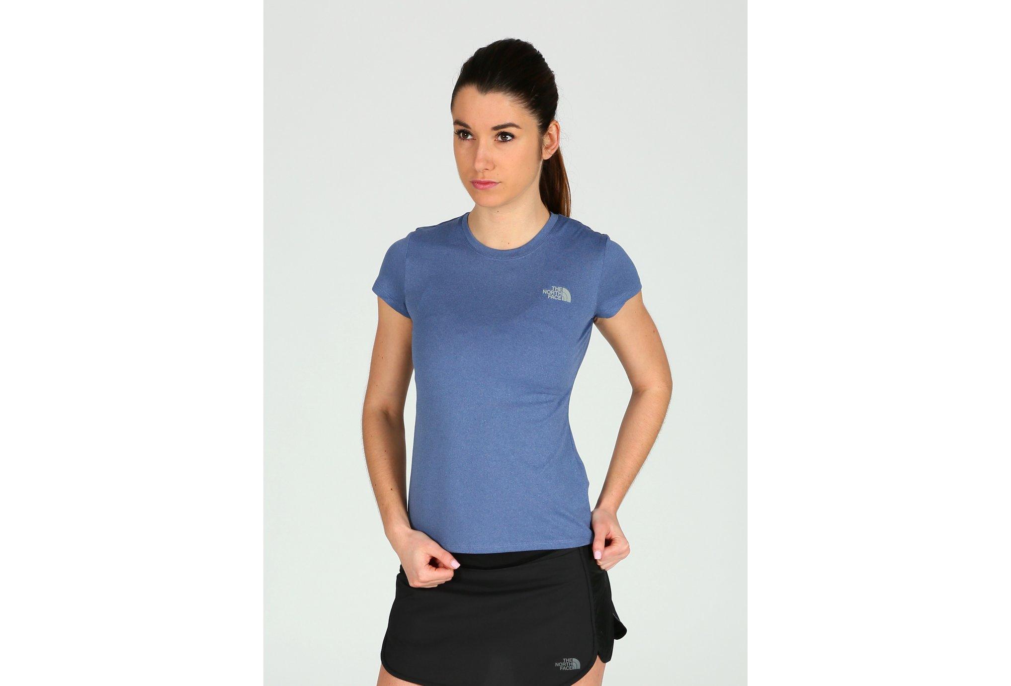 The North Face Tee-Shirt Reaxion Ampere W Diététique Vêtements femme