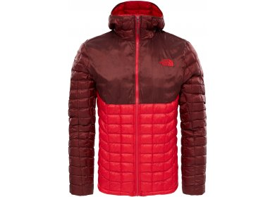 de059f6c4b The North Face Thermoball Hoodie M homme Rouge pas cher
