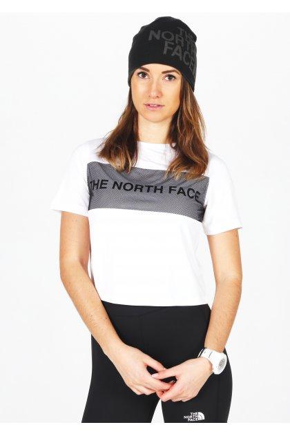 The North Face camiseta manga corta Train N Logo