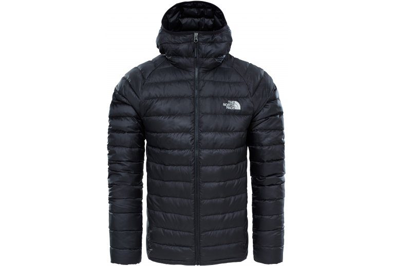chaqueta the north face trevail negro mujer