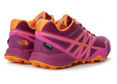 3ebef39583 The North Face Ultra MT Gore-Tex W femme Framboise pas cher