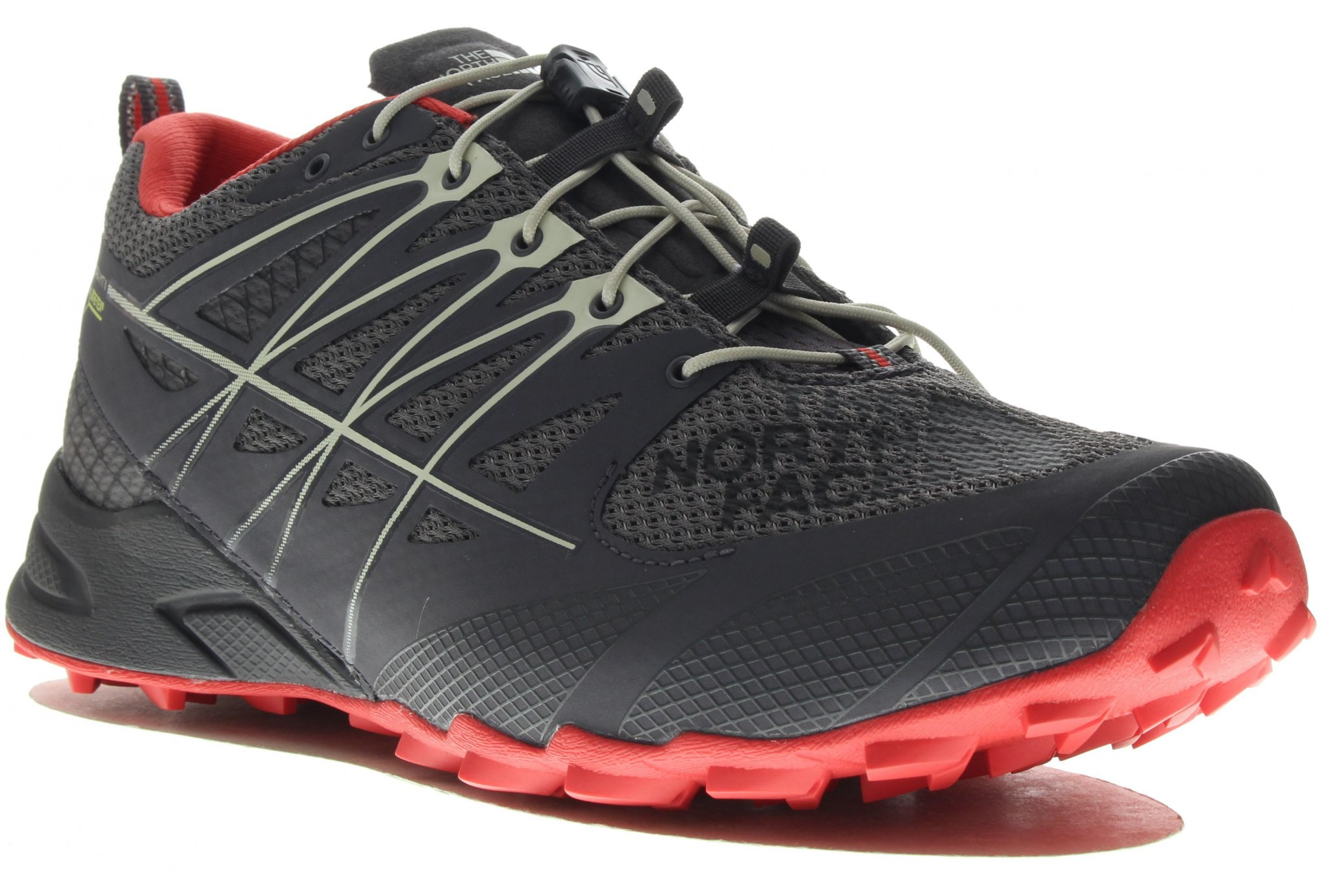 4f6b680fc2 The North Face Ultra MT II Gore-Tex W Diététique Chaussures femme