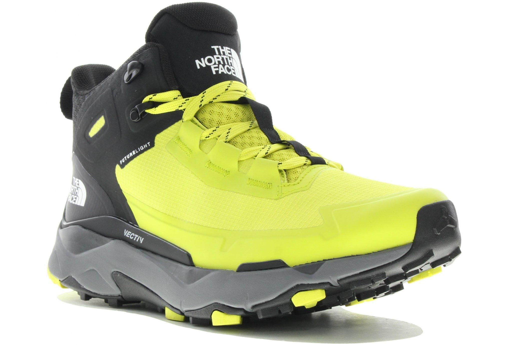 The North Face Vectiv Exploris Mid FutureLight M Diététique Chaussures homme