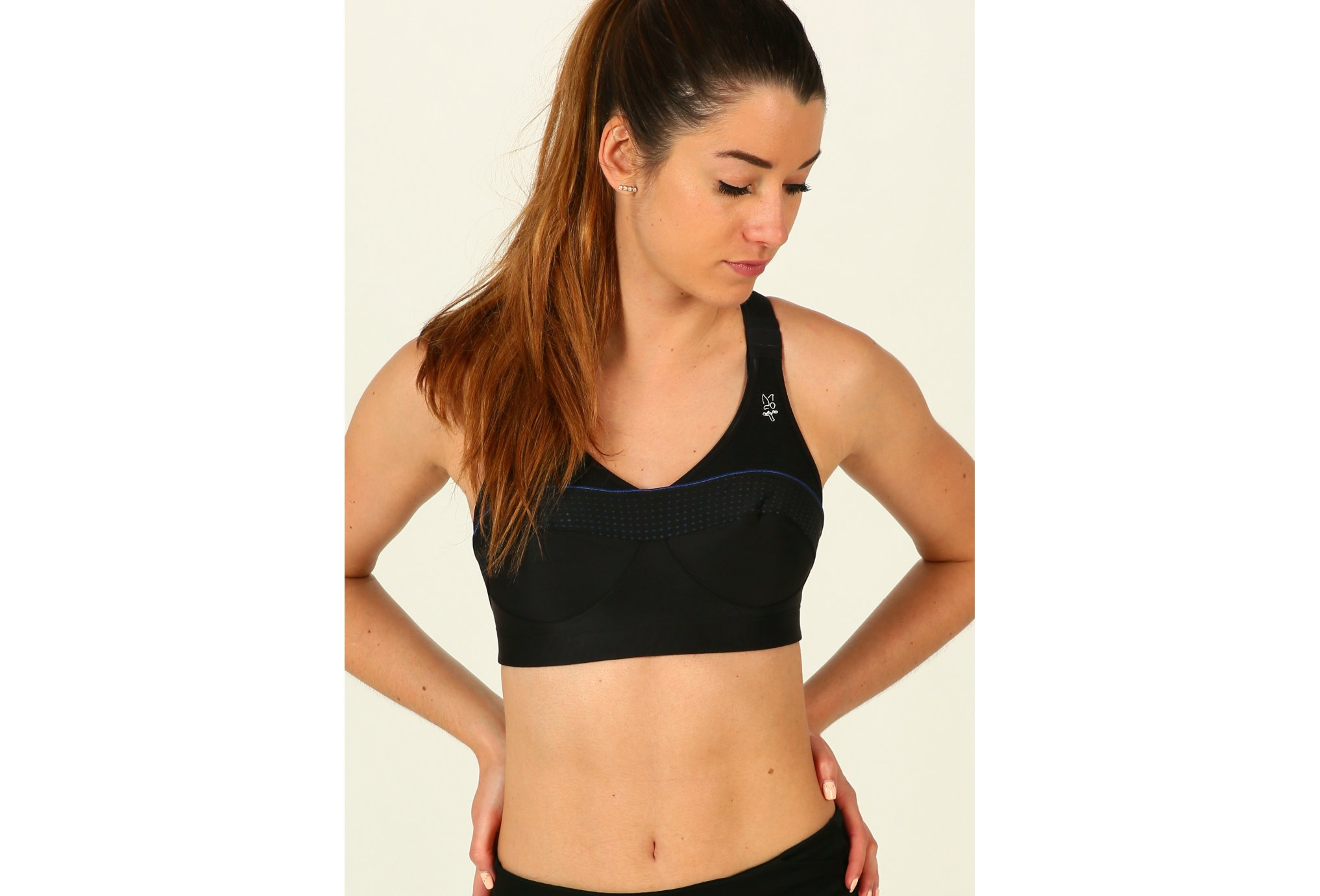Thuasne Top Strap X-Back vêtement running femme