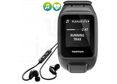Tomtom Runner 2 Cardio + Music - Large + Casque Bluetooth
