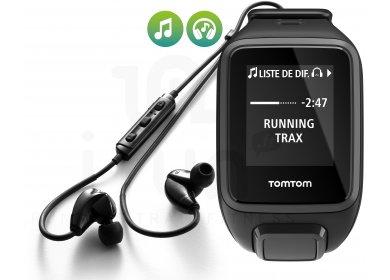 Tomtom Runner 2 Music + Casque Bluetooth