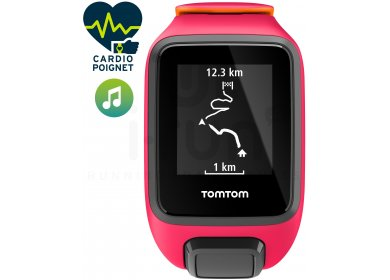 Tomtom Runner 3 Cardio + Music - Small