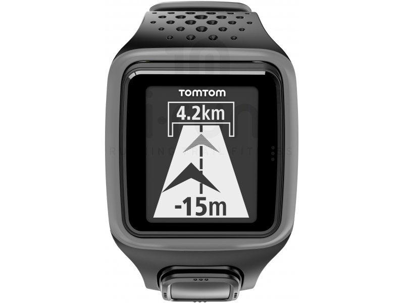 tomtom runner montre gps pas cher electronique running. Black Bedroom Furniture Sets. Home Design Ideas