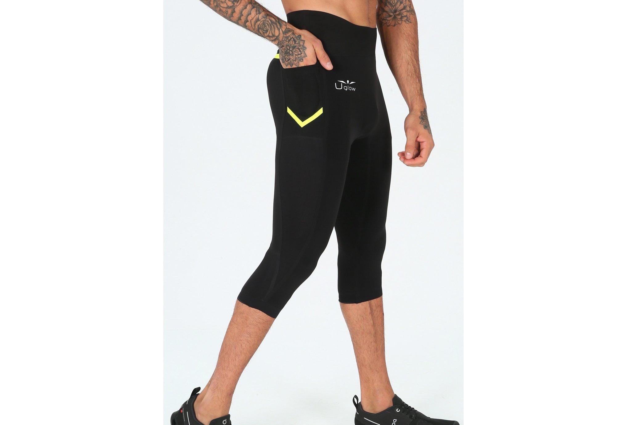 Uglow 3/4 tight m vêtement running homme