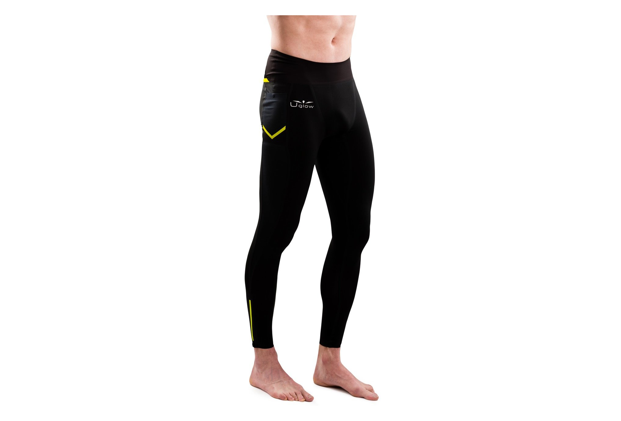 Uglow Full Tight Winter M vêtement running homme