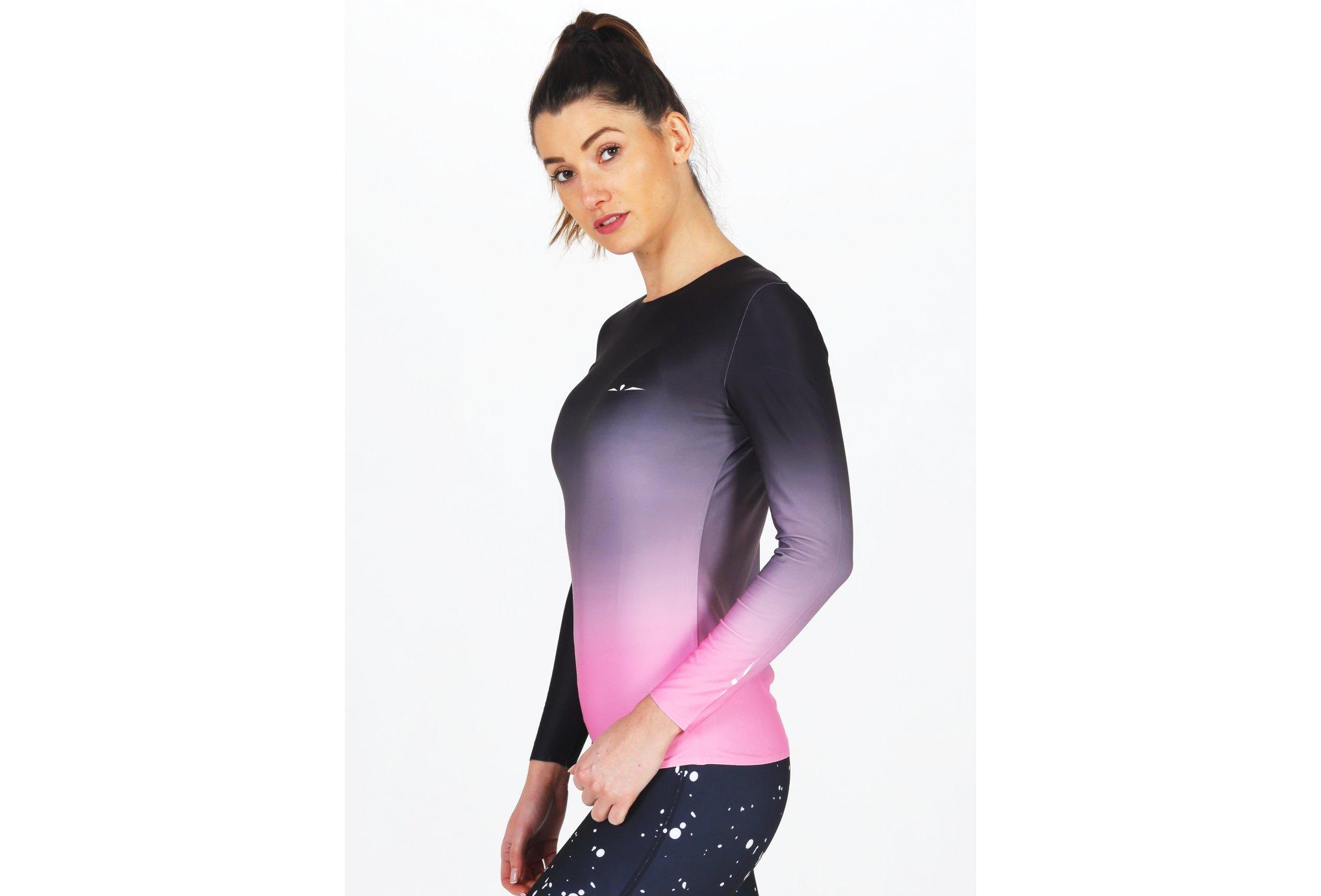 Uglow Long Sleeves W vêtement running femme