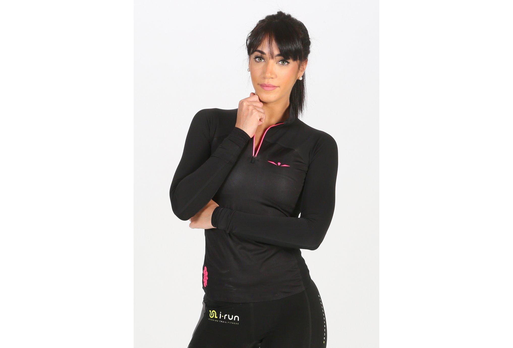 Uglow Membrane Winter 3/4 Zip W Diététique Vêtements femme