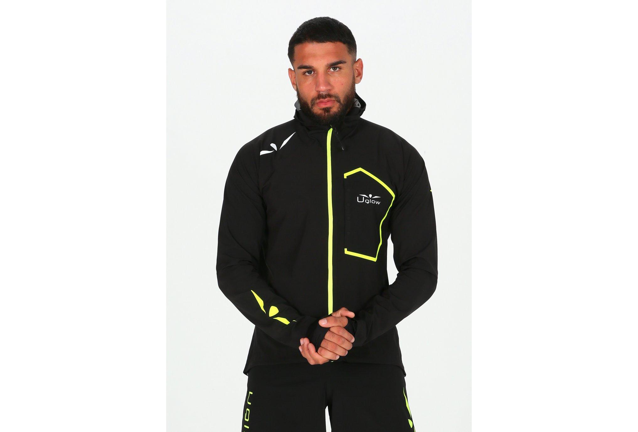 Uglow Rain Jacket M Diététique Vêtements homme
