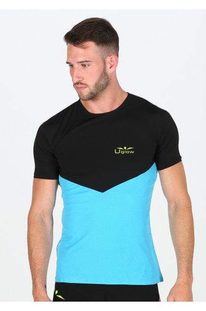 Uglow Camiseta manga corta Speed Aero