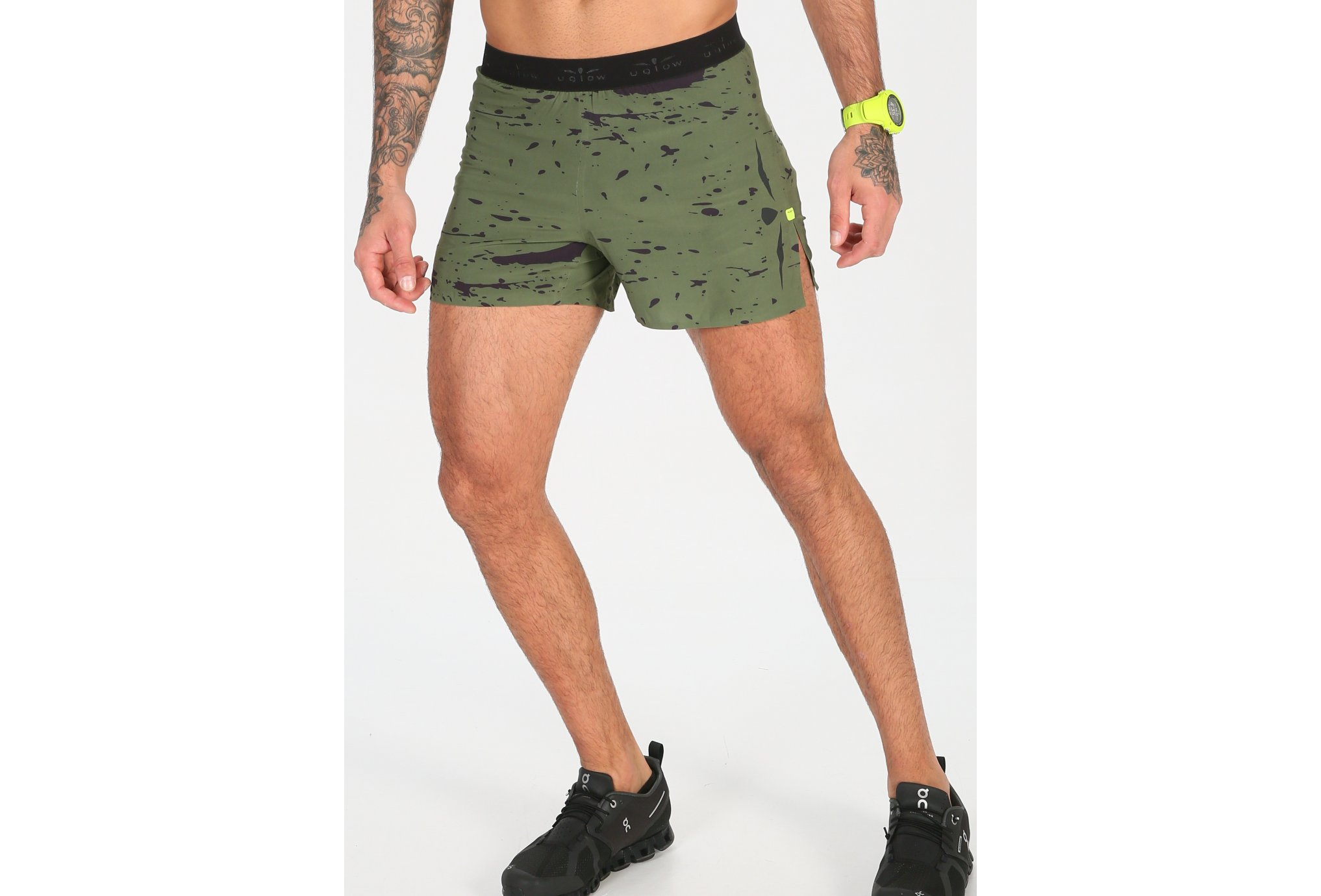 Uglow Speed Aero M vêtement running homme