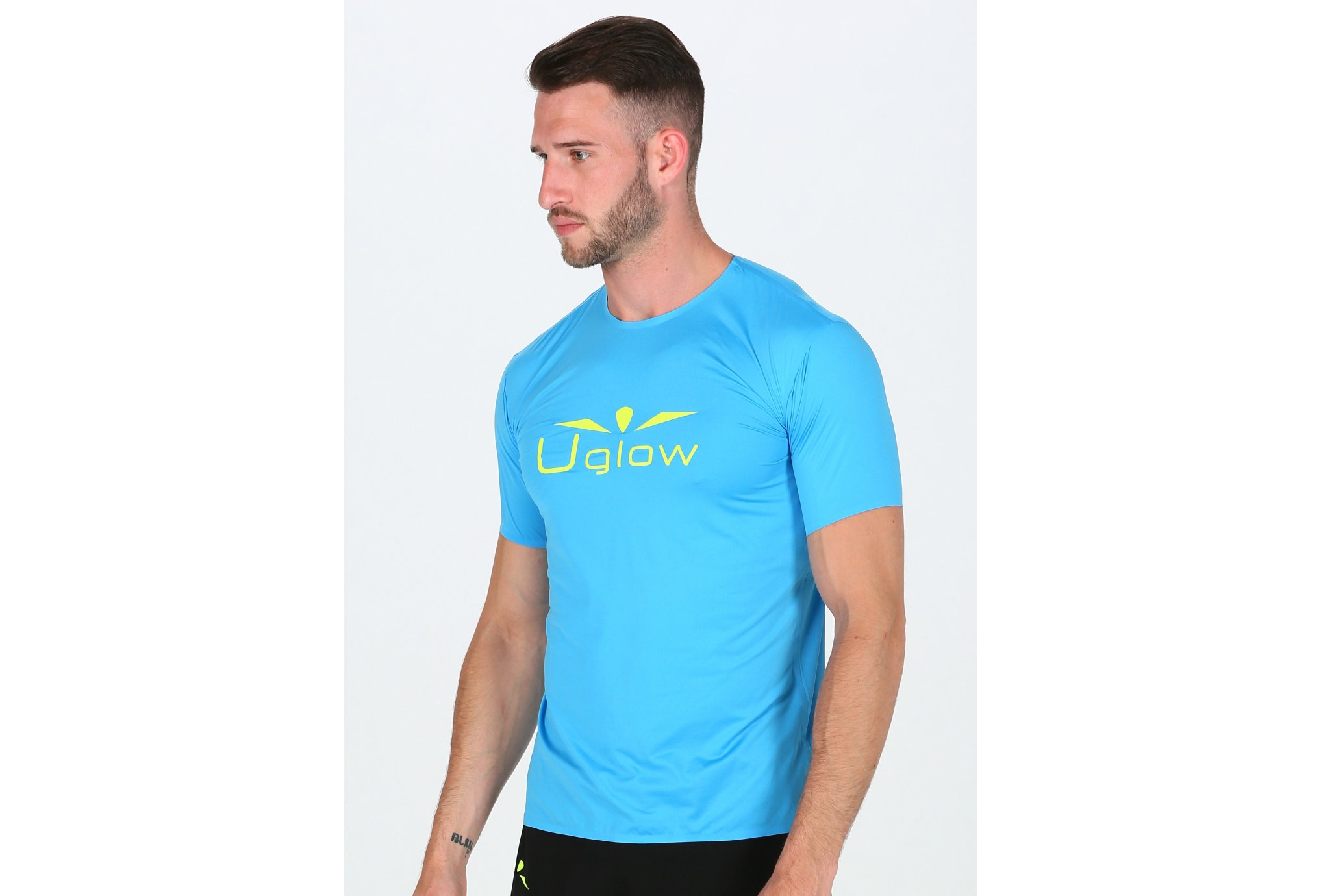 Uglow Tee-Shirt M vêtement running homme