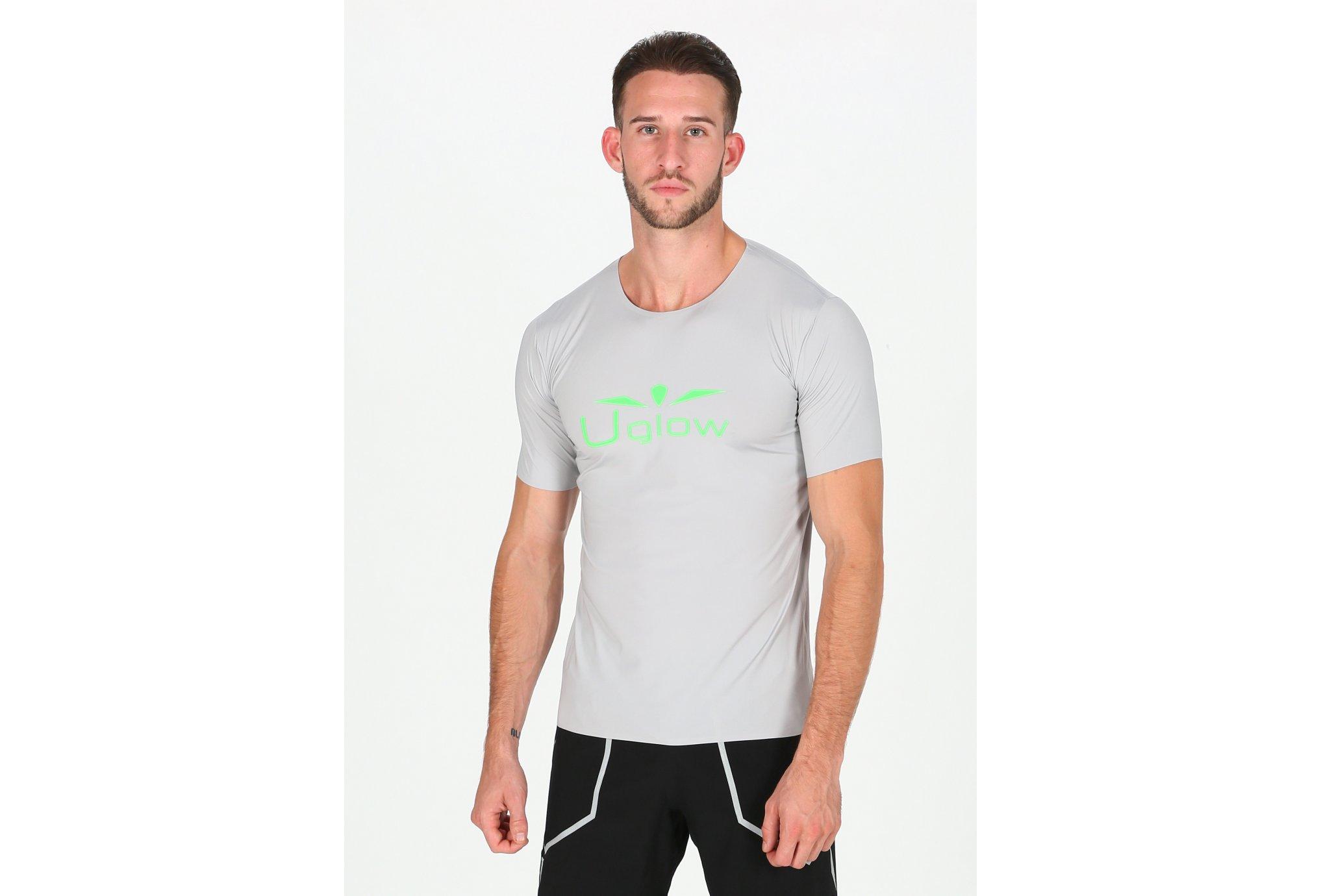Uglow Tee-Shirt M vêtement running homme
