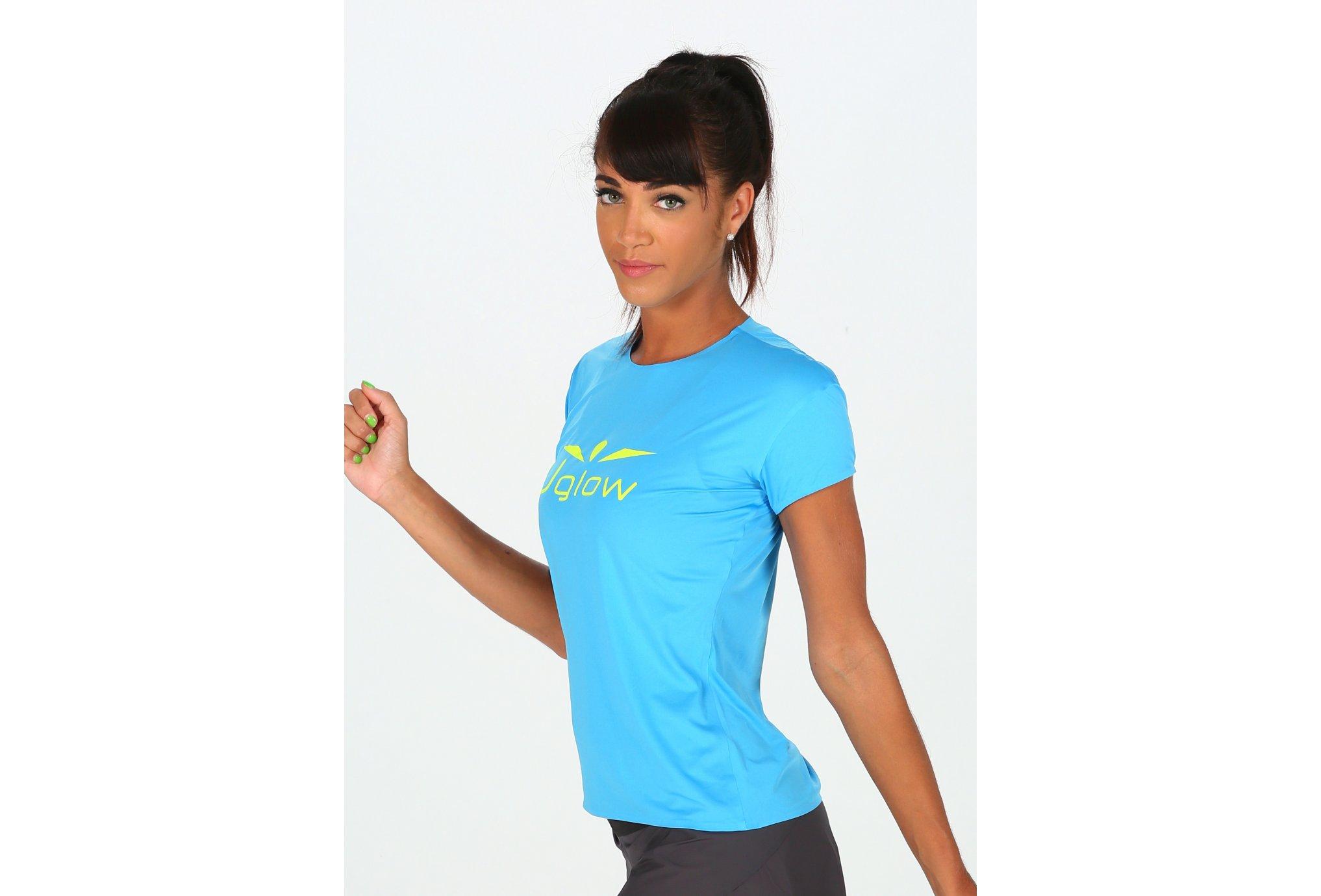 Uglow Tee-Shirt W vêtement running femme