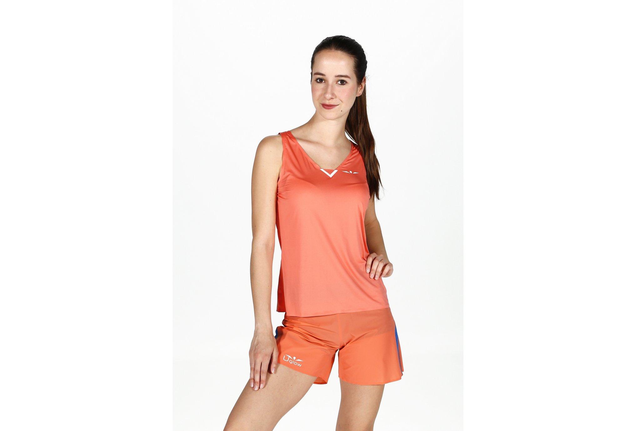 Uglow Top W Diététique Vêtements femme