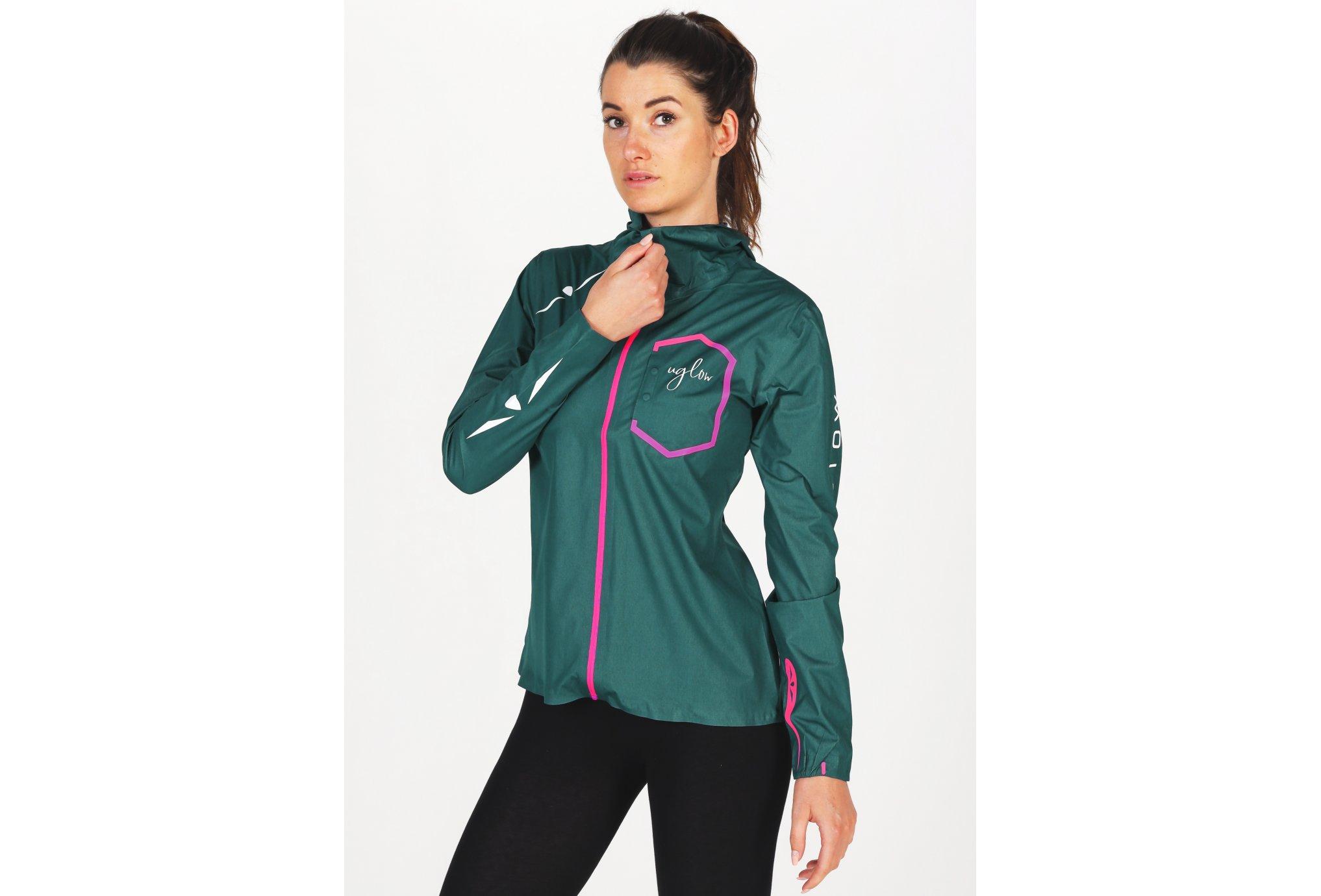 Uglow U-Rain 3.1 W vêtement running femme