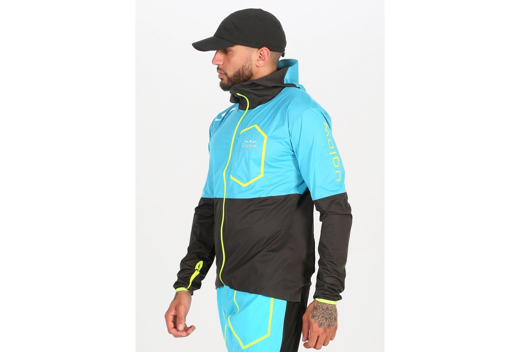 Uglow U-Rain Hybrid Race M Diététique Vêtements homme