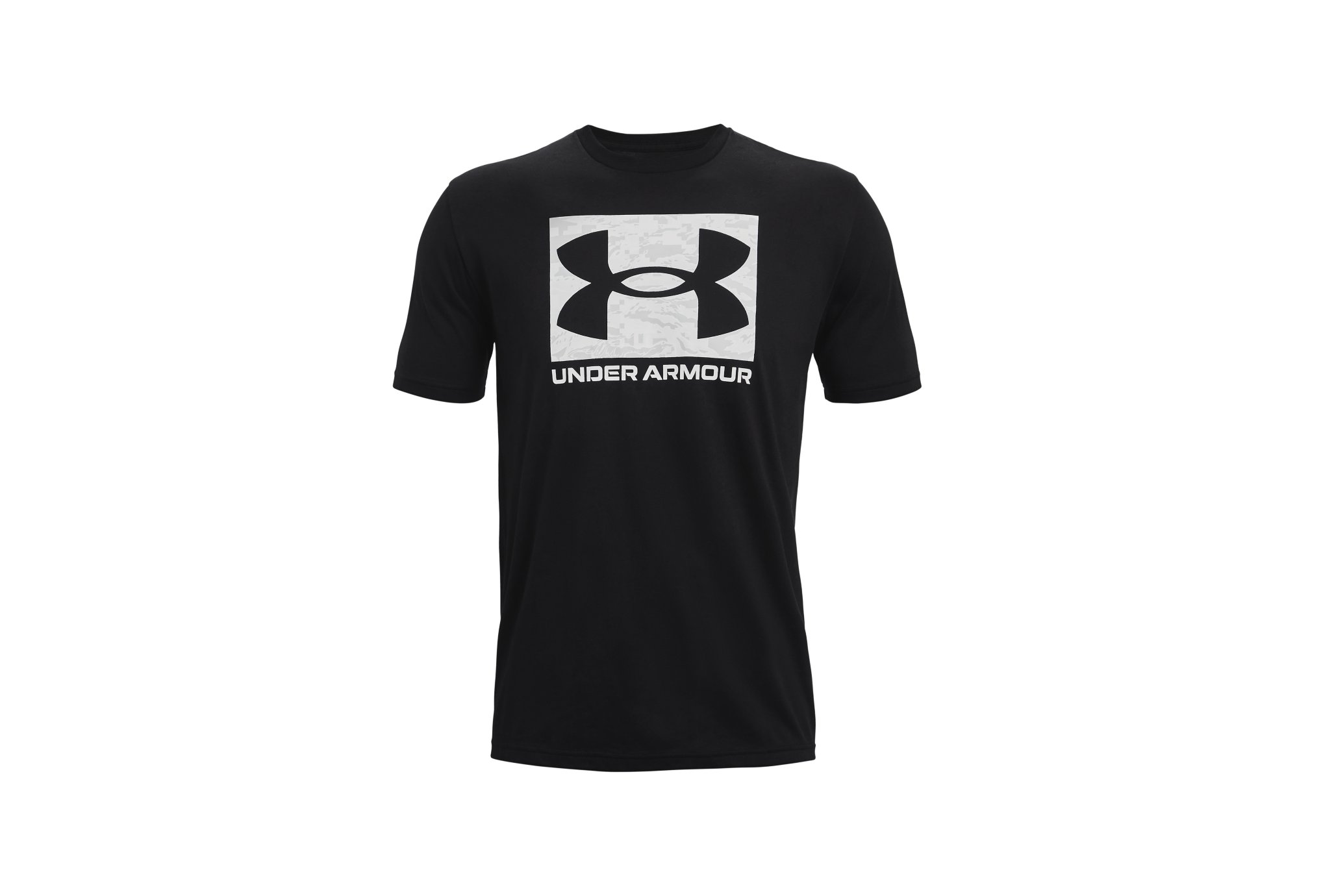 Under Armour ABC Camo Boxed Logo M vêtement running homme
