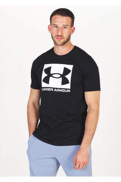Under Armour camiseta manga corta ABC Camo Boxed Logo