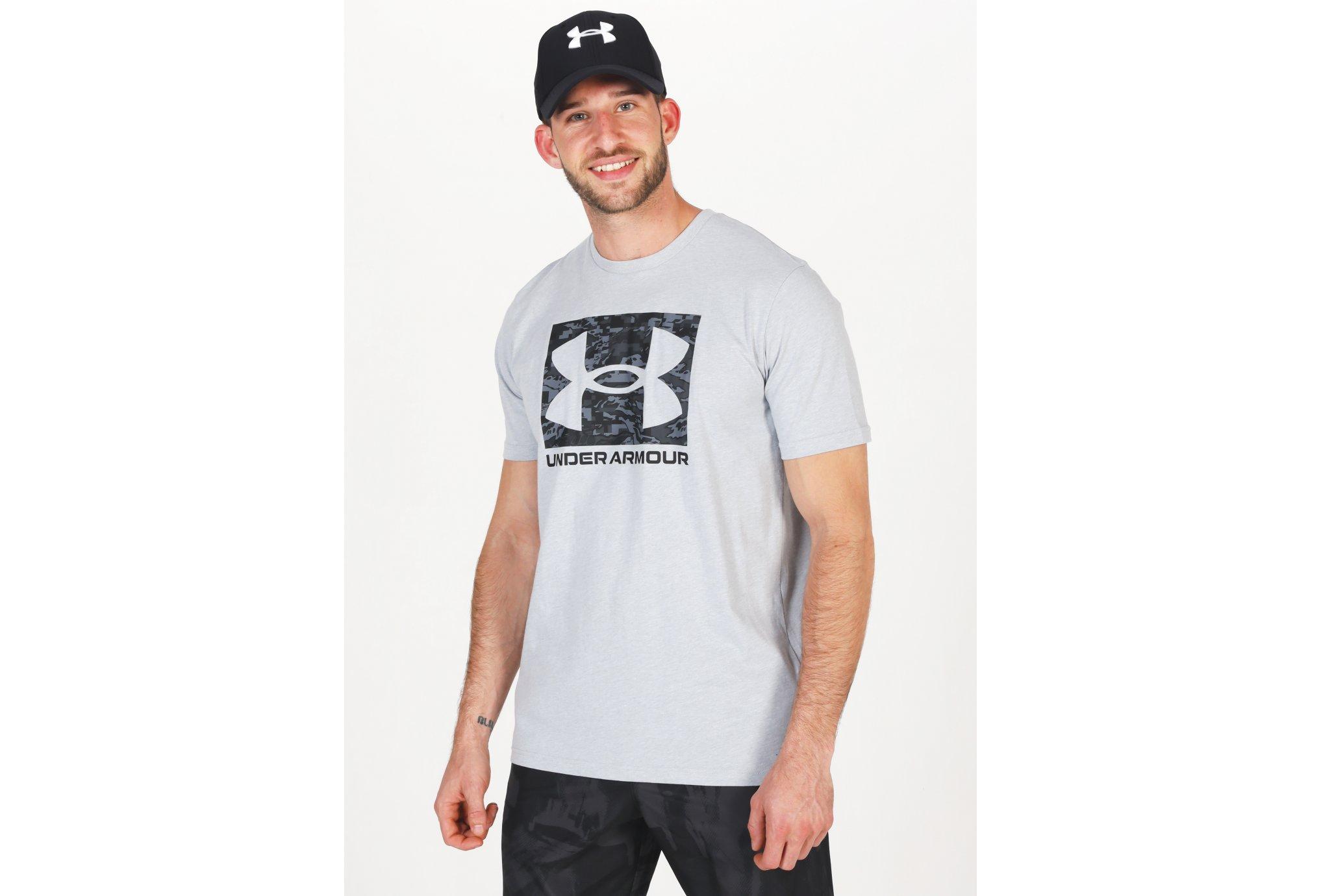 Under Armour ABC Camo Boxed Logo M vêtement running homme