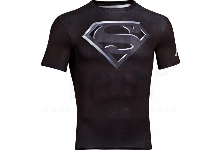 sostén procedimiento Flecha  Under Armour Camiseta manga corta de compresión Alter Ego Superman en  promoción | Hombre Ropa Camisetas Under Armour