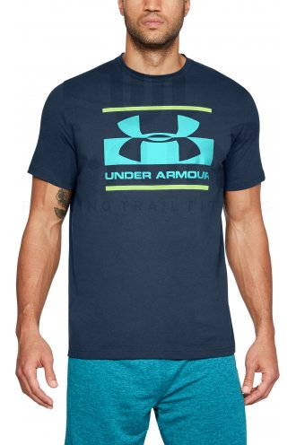Under Armour Blocked Sportstyle Logo M