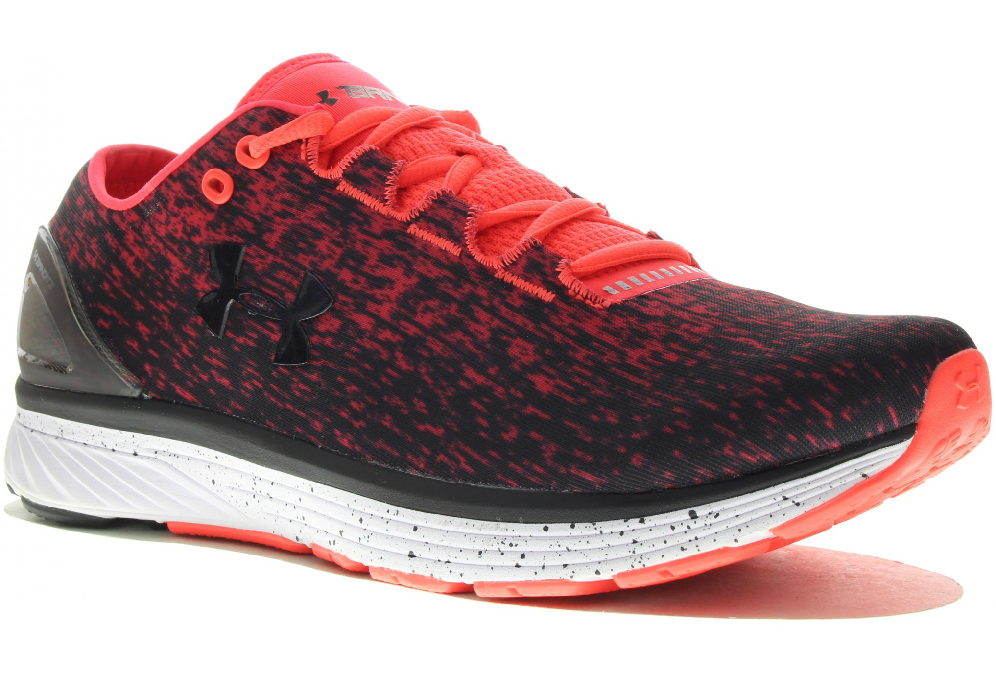 Under Armour Charged Bandit 3 Ombre déstockage running