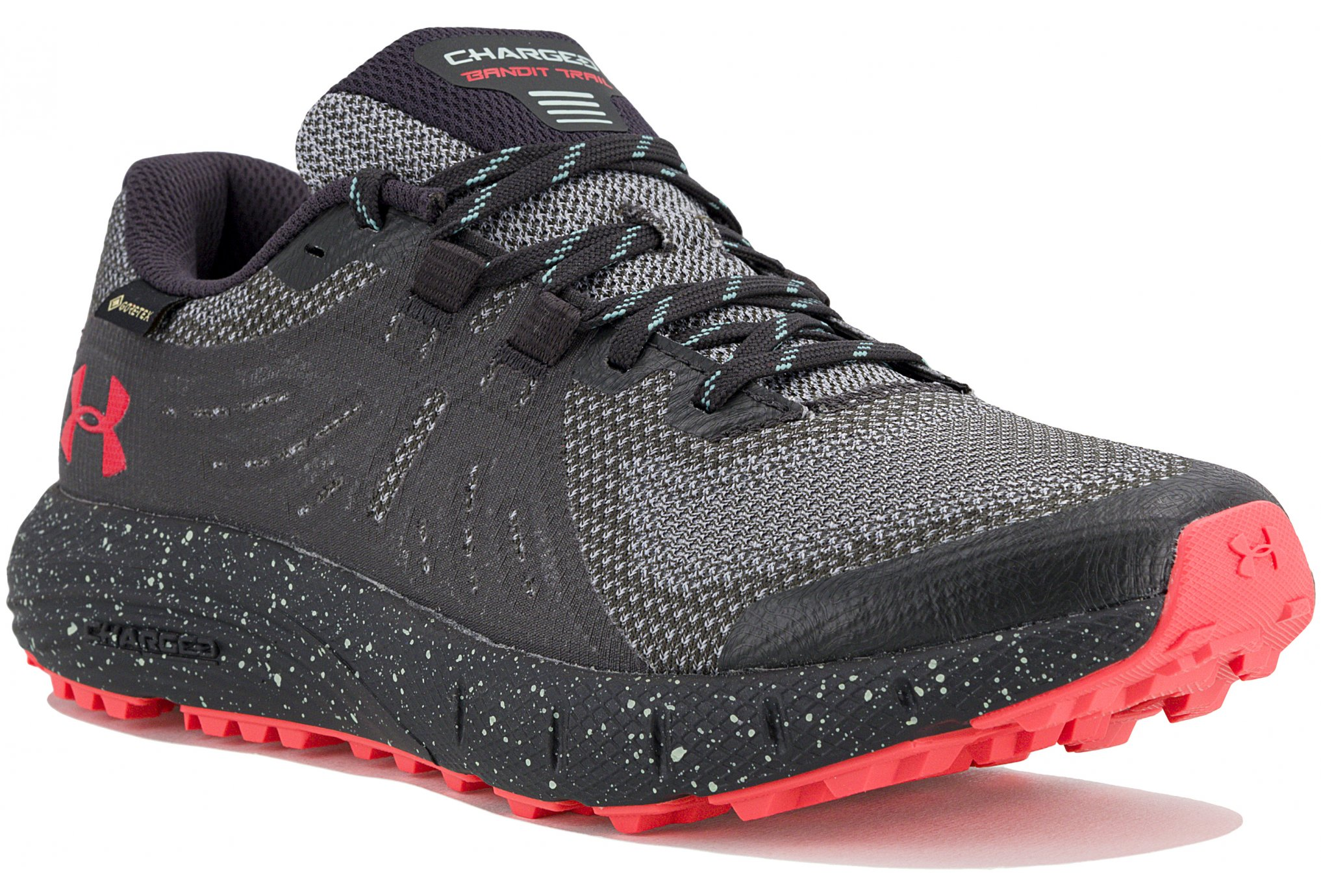 Under Armour Charged Bandit Trail Gore-Tex W Chaussures running femme