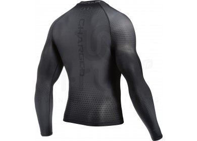 Under Armour Charged Compression Manches Longues M