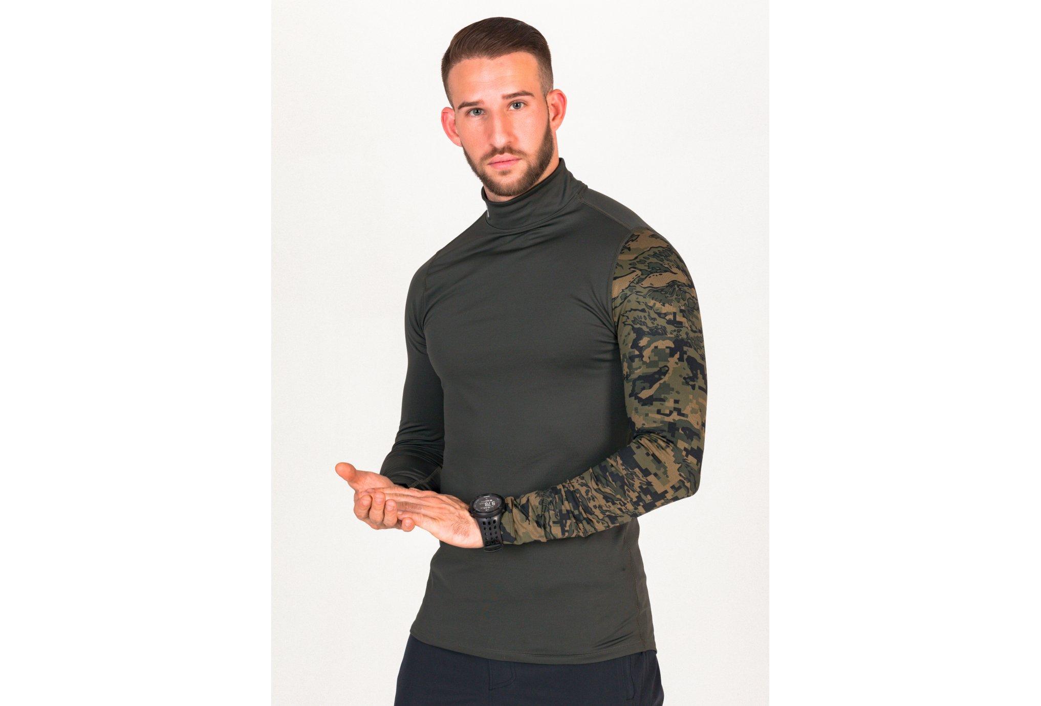 Under Armour ColdGear Armour Printed M vêtement running homme
