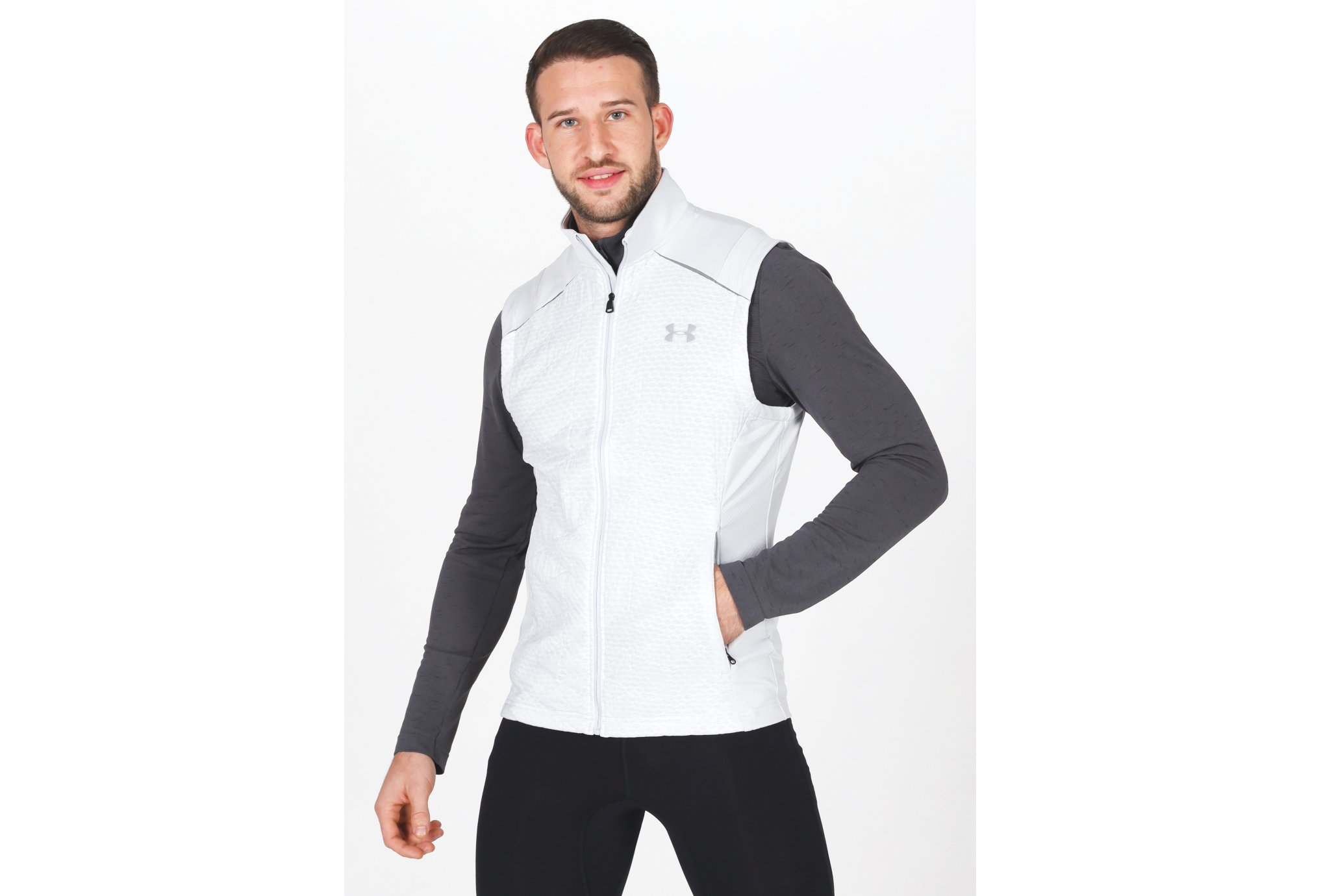 Under Armour ColdGear Reactor Run M vêtement running homme