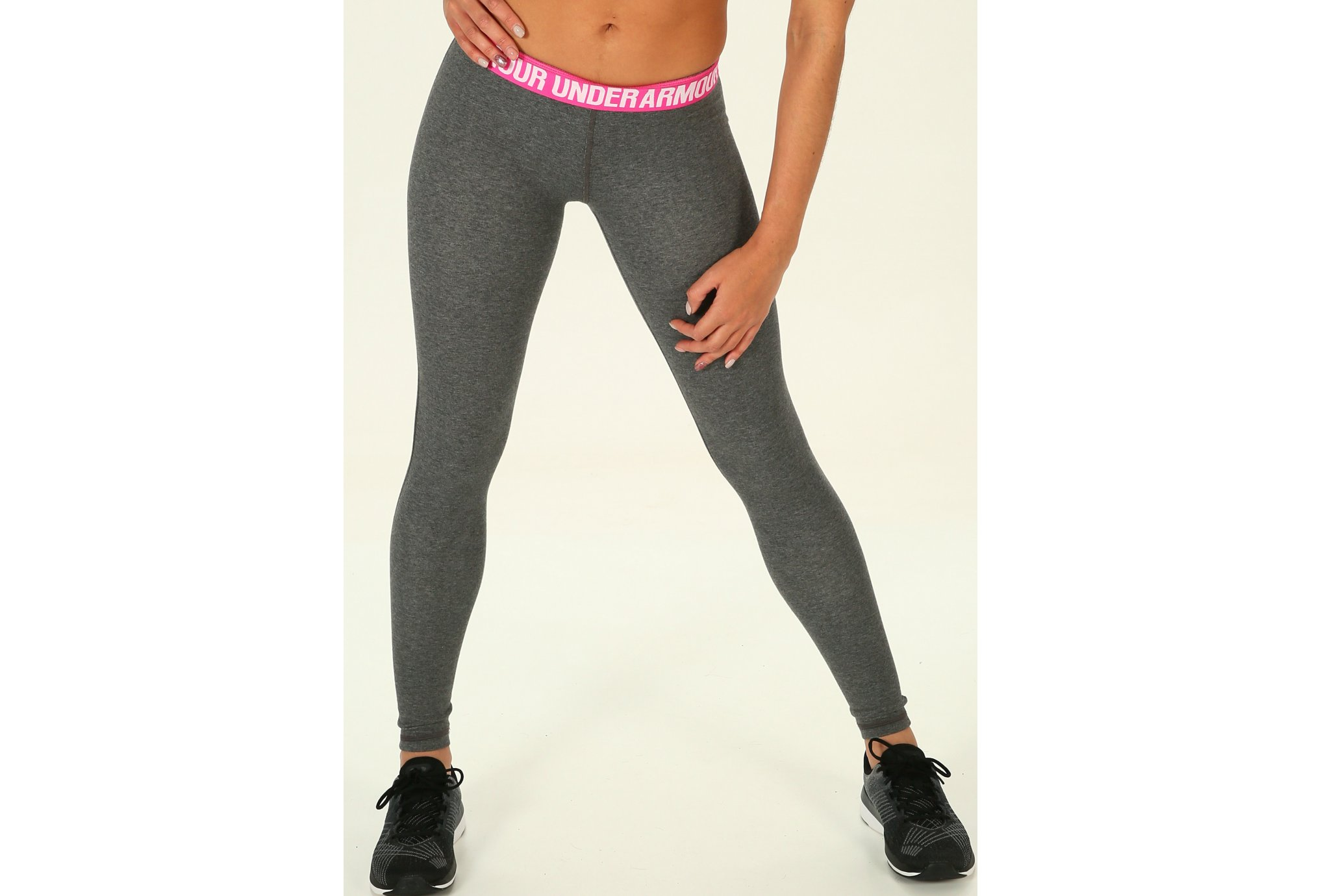 Under Armour Mallas Favorite WordMark vêtement running femme