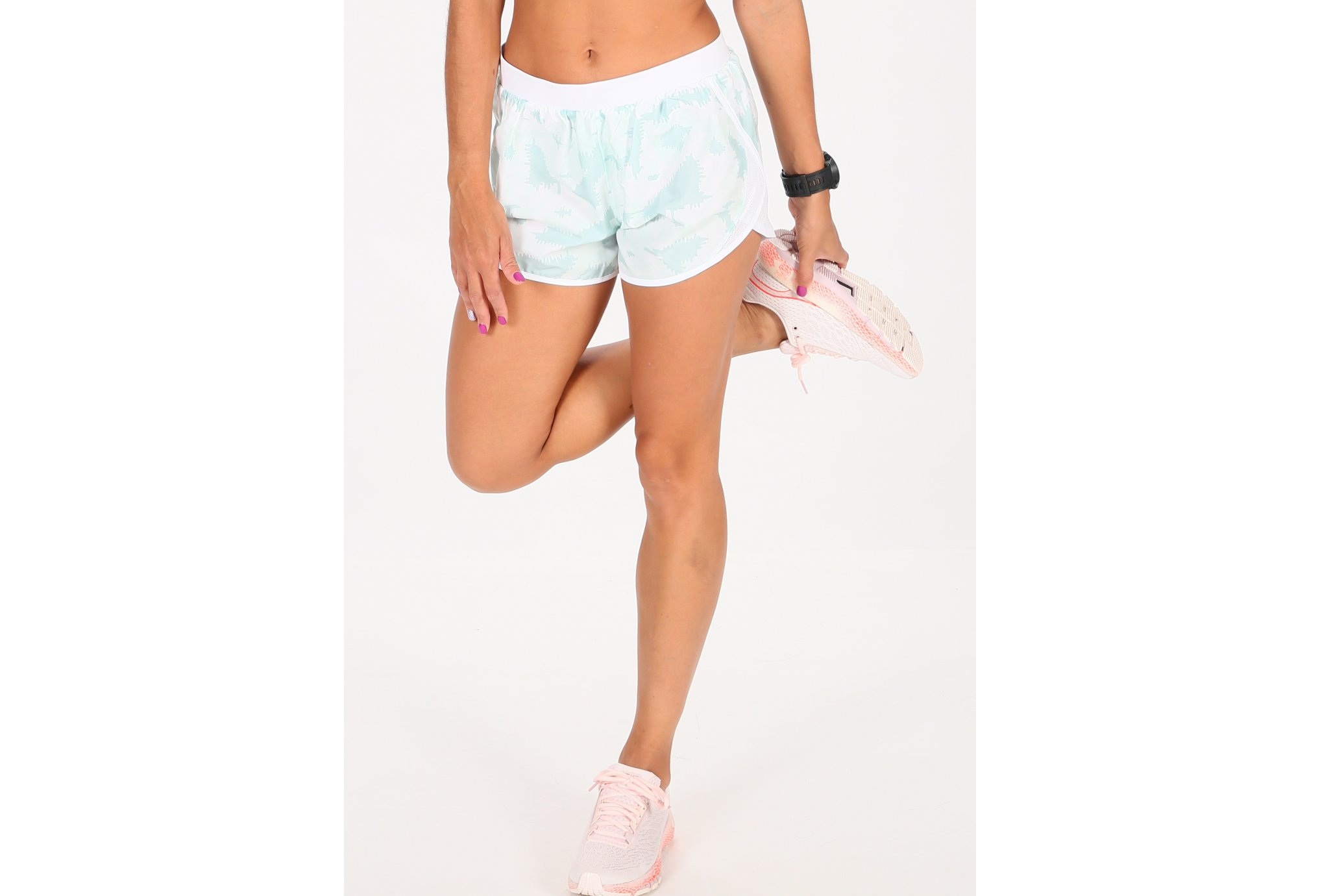 Under Armour Fly By 2.0 Printed W vêtement running femme