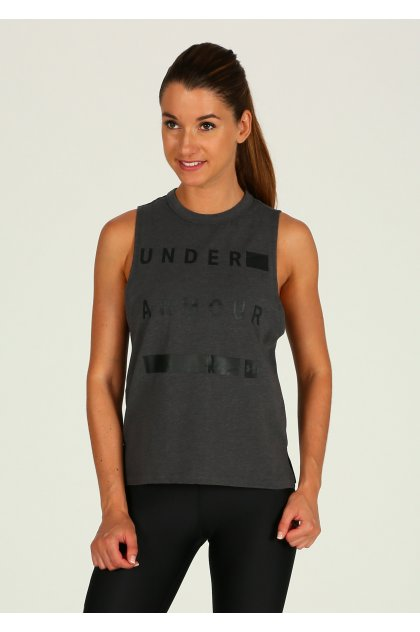 Under Armour Camiseta sin mangas Graphic Muscle Wodmark