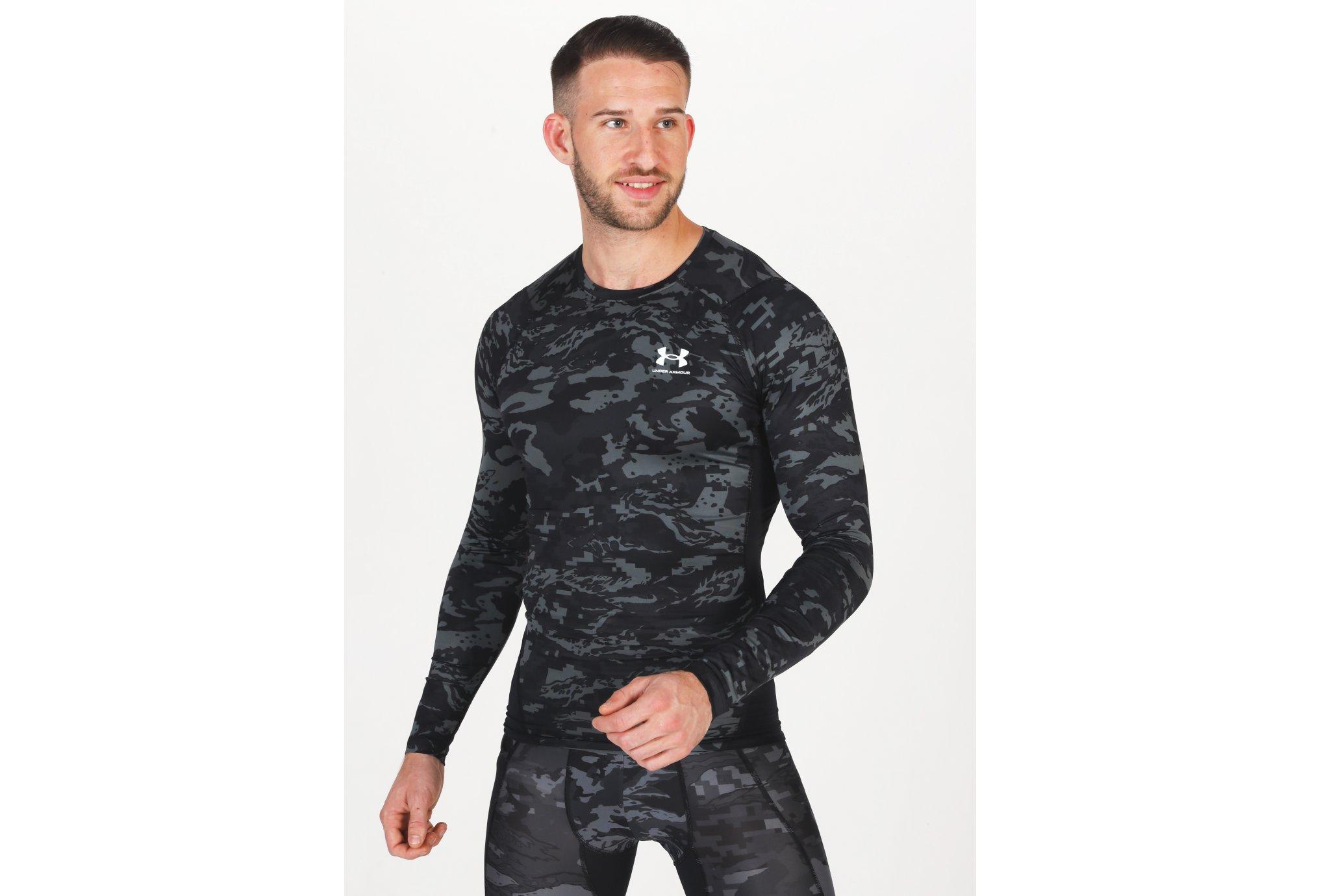 Under Armour HeatGear Armour Camo M vêtement running homme