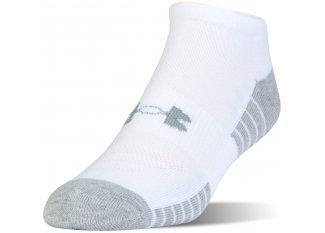 Under Armour 3 pares de calcetines Heatgear Tech No show