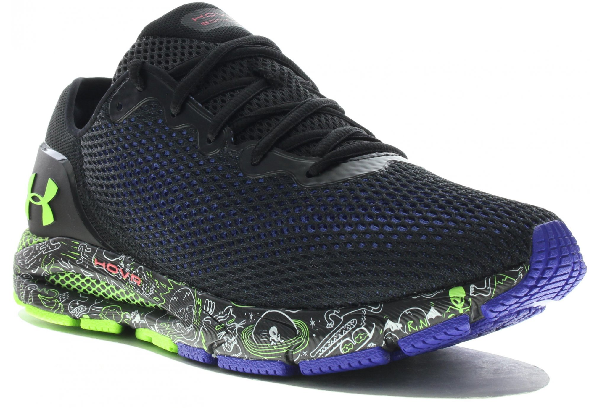 Under Armour HOVR Sonic 4 FNRN M Chaussures homme